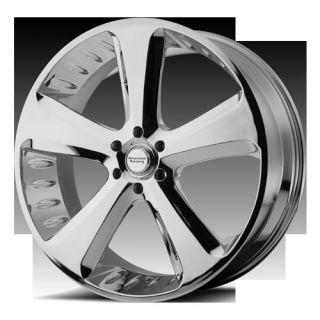 26 Wheels Rims American Racing Hot Rod Circuit Chrome Sierra Colorado