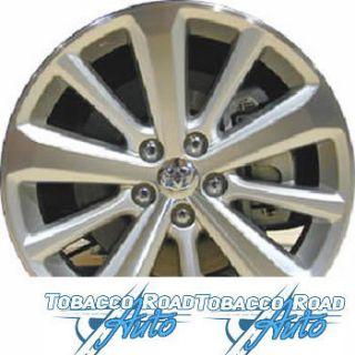 19 Alloy Wheels Rims for 2008 2009 2010 2011 Toyota Highlander New Set