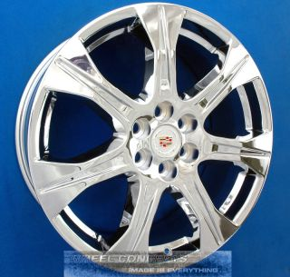 Cadillac SRX 20 inch Chrome Wheels Rims 2010 4667
