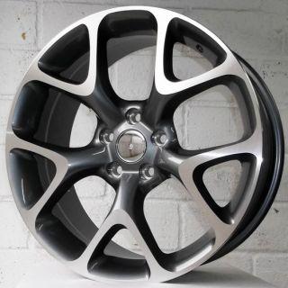 Astra GTC 1 4L Turbo 2010 on Y Spoke Gun Pol Alloy Wheels 5x105