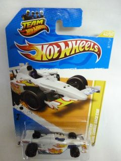 2012 Hot Wheels 2011 Indy Car Oval Course Race Car 42 247 Series 42 50