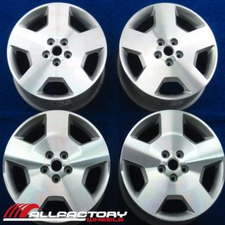 Monte Carlo 18 2006 2007 2008 Wheels Rims Set 4 Four 5072