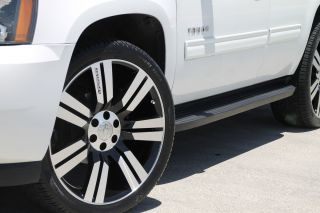 CHEVY SILVERADO 24 WHEELS RIMS FIT 2012 2008 2009 2010 2011 TAHOE 22