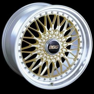 Audi BBs Super RS Wheels 19 Gold