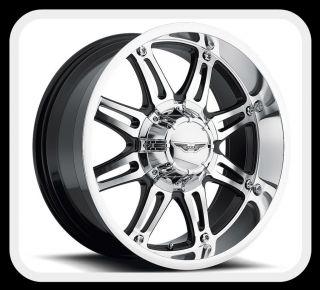 Eagle 027 Wheels Rims 20x9 Fits Tahoe Yukon Escalade Silverado Sierra