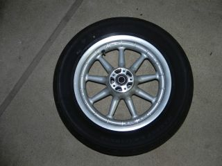 2007 Harley Davidson Road Glide Front and Back Wheels and Tires