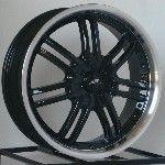 17 inch Black Wheels Rims Honda Accord Civic 5 Lug New