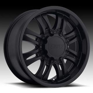 American Eagle 059 Wheels Rims Black 18x8 5 5x5 5 0598