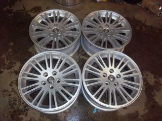 17 Chrysler 300 Factory Wheels Rims 2324 Charger Magnum 05 12