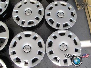 Four 08 11 Scion XB Factory Steel 16 Wheels Hubcaps Rims