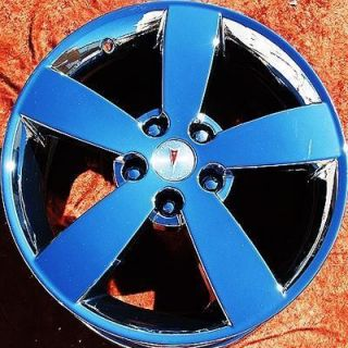 of 4 New 18 Pontiac GTO Chrome Factory Wheels Rims Holden 6571
