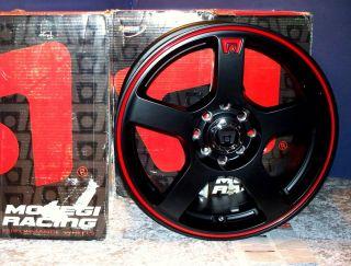 Racing 16x7 Performance Tuner Wheels for Honda,Toyota, Nissan, Etc
