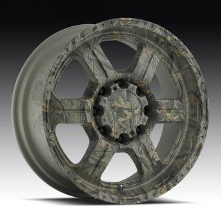 20 inch V Tec 326 Camo Wheels Rims 8x170 Ford F250 F350