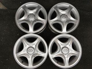 14 Hyundai Elantra Wheels Factory 99 00 Alloy Stock Rims 1999 2000