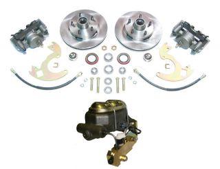 AFX Manual Front Disc Brake Conversion Kit 14 Wheels
