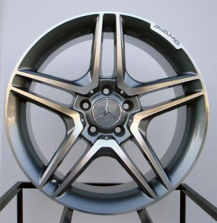 19 AMG Wheels Rims Fit Mercedes CLK320 CLK350 CLK500