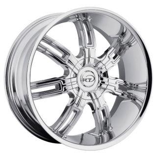 30 inch VCT Mafioso Rims and Tires Yukon Escalade Sierra Mark Lt