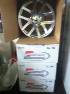 SRT10 Dodge RAM 1500 22 inch Rims Wheels SRT 10 22x10 Polished