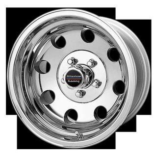 15 Polished Baja Wheels 6x5 5 Rims Nissan Truck Toyota Isuzu 6 Lug