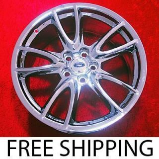 Set of 4 New Chrome 19 Ford Mustang Factory Wheels Rims 3862 Exchange