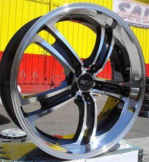 20 inch MSR 087 Rims Wheels Acura Honda Nissan Toyota