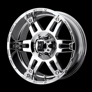 SPY CHROME WITH 265 70 17 TOYO OPEN COUNTRY MT TIRES F 150 WHEELS RIMS