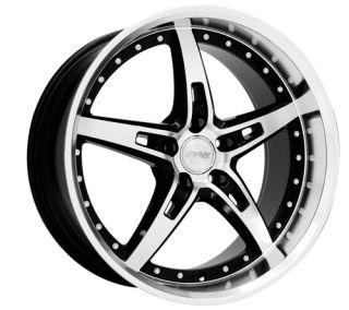 19 MRR GT5 Wheels Rims Chevrolet Corvette C5 Set of 4 Rims and Caps