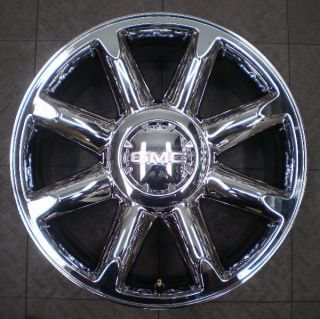 5304 GMC Yukon Denali 1500 20 Factory Wheel Rim B