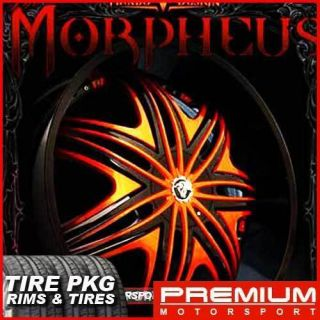 28 inch Rims Wheels Sale Diablo Morpheus Wheels Rims Tire