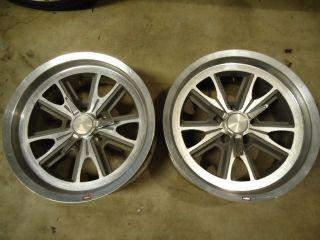 Edelbrock 17x8 Wheels Ford Mustang Halibrand Ultra 454 Eleanor Wheel