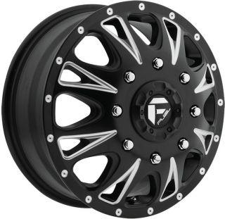 Dually Dualie Black Wheel Rim 8x6 5 Econoline Express Van
