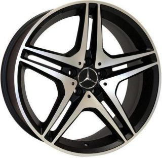 19 MB 8 Wheels for Mercedes E55 SL 500 55 600 S430 S500 E430 CL CLK
