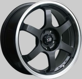 16 Rota Grid Gunmetal Rims Wheels Integra Miata Yaris