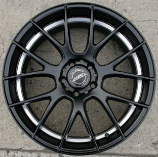 ASA GT5 20 Black Rims Wheels Honda Pilot 02 08 20 x 8 5 5H 32