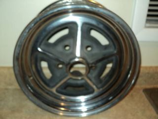 Buick Skylark Rally Wheel 14x6 5 x 4 3 4 Bolt Pattern