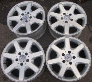 98 99 00 01 02 03 04 Mercedes SLK Alloy Rims Wheels 1704010202