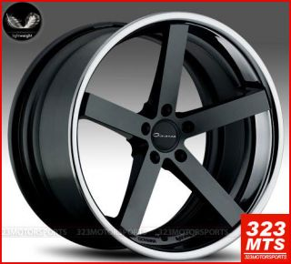 20 Giovanna Rims Wheels Mecca Rims Infinity Nissan Honda Rims