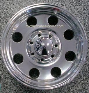 AE 058 17x8 7 150 7 Lug Ford 17 Rims Polished New Set
