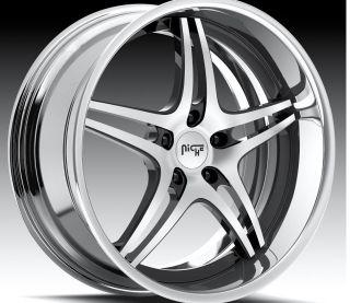 Sportiva 2 Piece Cadillac cts V XLR V Custom Built Rims Wheels