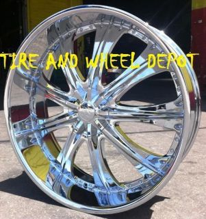 17 inch RS33 Rims Wheels and Tires Altima Mustang Cadillac STS DTS cts