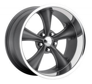 CPP Boss 338 wheels rims, 20x8.5+20x10, fits: CHEVY GMC C10 C1500