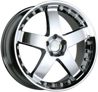 18 Chrome Wheels Rims Toyota Venza Camry Avalon Rav 4 Sienna