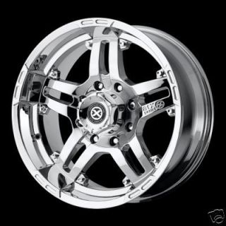 18 inch Chrome Rims Wheel Dodge RAM Chevy 2500 HD Truck