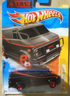 2011 Hot Wheels A Team Van A Team 39 First Editions Qty Available