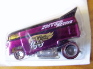 Hot Wheels 30 Years Inter Active VW Drag Bus