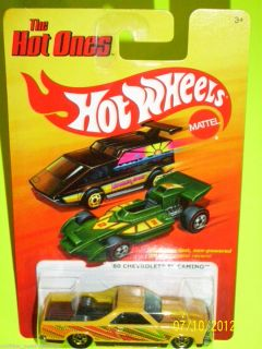 2011 Hot Wheels Hot Ones 80 Chevrolet El Camino Mint Near Mint W1573