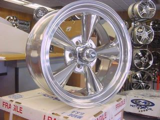 TTO Chevelle GTO Chevy GM Wheels 15x7 Genuine American Racing