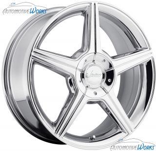 Vision Autobahn 5x110 5x115 40mm Chrome Wheels Rims inch 17