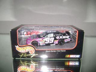 Jeff Burton 99 1999 Exide Hot Wheels 1 43 Scale Car
