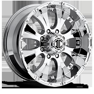 17 inch 6x135 Chrome Extreme NX 2 Wheels Rims 6 Lug Ford F150 Lincoln